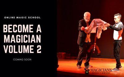 Become a magician Vol.2 – Coming Soon!