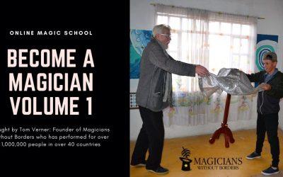 Become a Magician Vol. 1